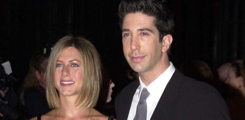 Rachel en Ross