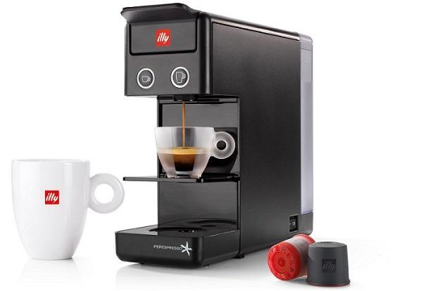 illy-koffiemachine