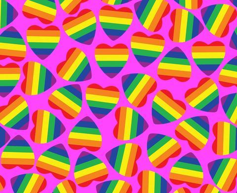pride button facebook