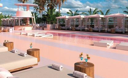 roze hotel ibiza