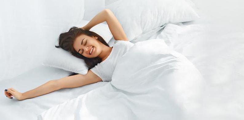 nachtrust slaapkamer kleur