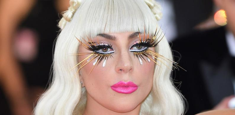 lady gaga make-up