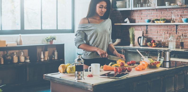 minder tijd keuken