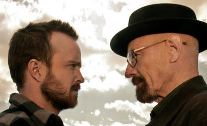 Breaking Bad: Jesse Pinkman & Walter White