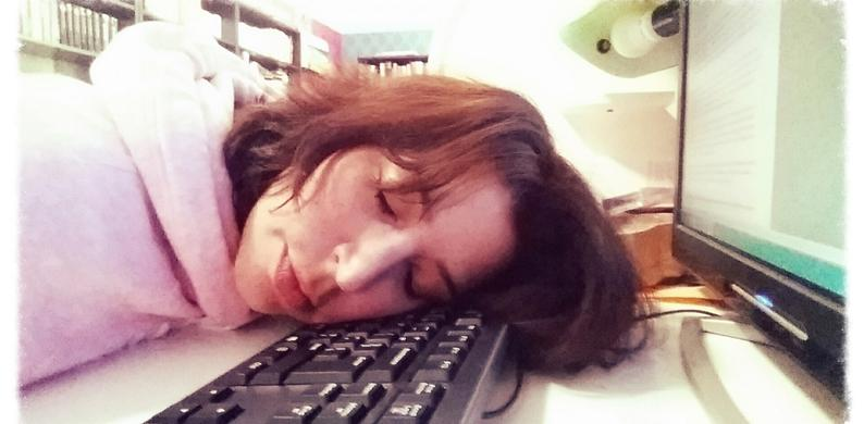 slaapgebrek