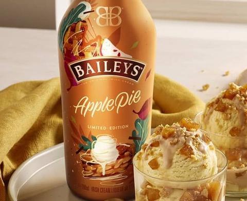 Baileys-smaken