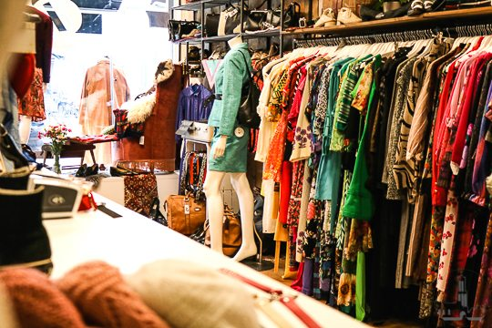 vintage shoppen viva
