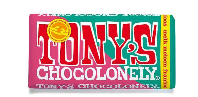 tony's nieuwe smaak