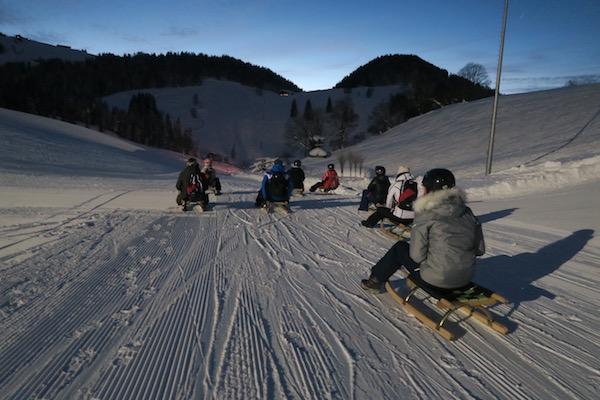 skiën ellmau oostenrijk