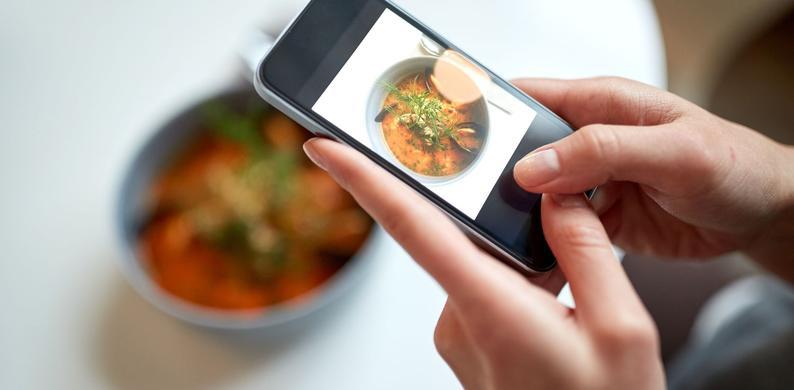 eten houdbaar smartphone