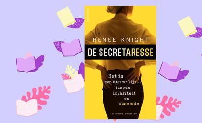 boek de secretaresse