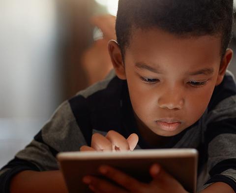 kinderen internet tablet