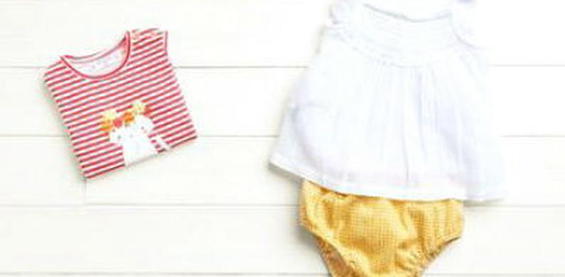 babykleding zomer