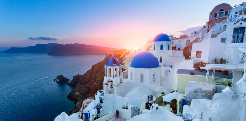 Griekenland-vakantie