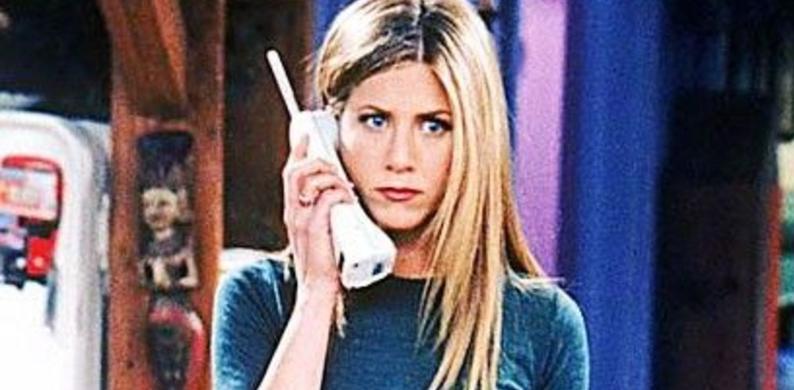 Rachel Friends irritant trekje