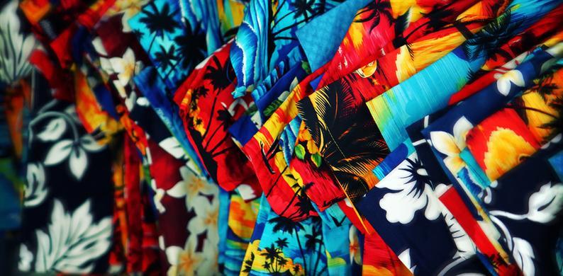 Hawaiiaans shirt