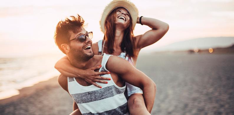 Gelukkigst in relatie
