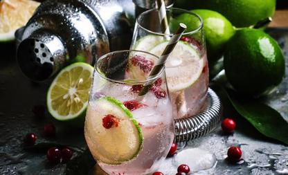 gin kleur
