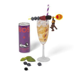 BOS berry bliss mocktiail
