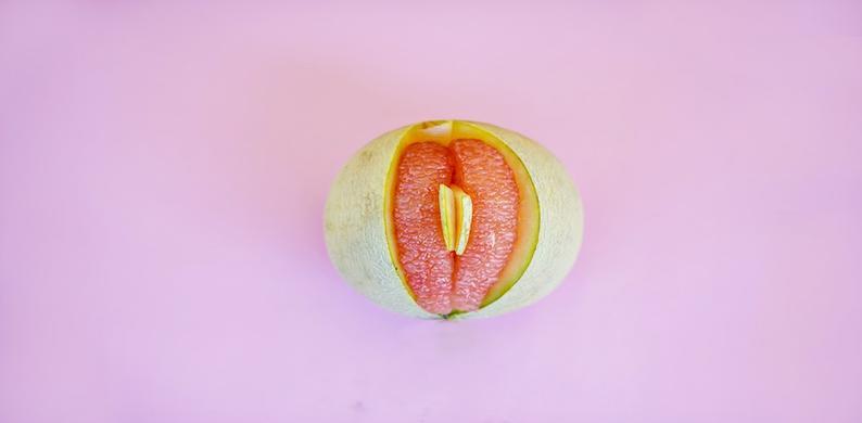 geur vagina