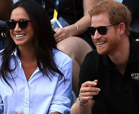 prins harry meghan markle trouwen