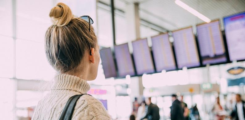 Zonder stress naar de luchthaven