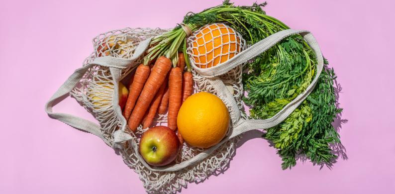 vegetarisch eten gezonder