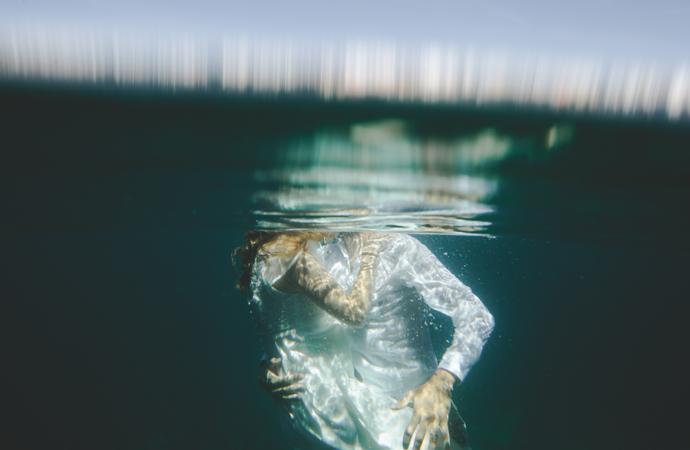 Neuken op open zee