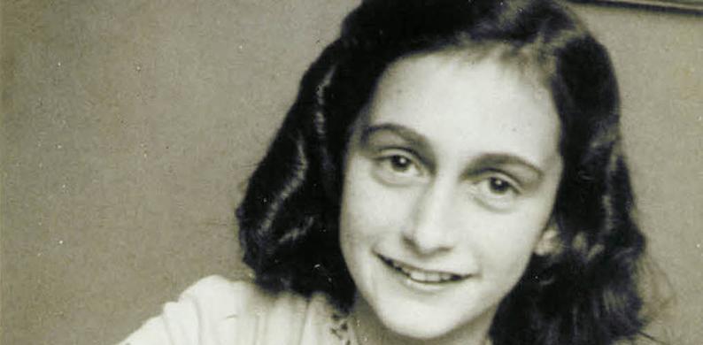 Citaten Van Anne Frank : Nieuwe pagina s met schunnige moppen in dagboek van anne