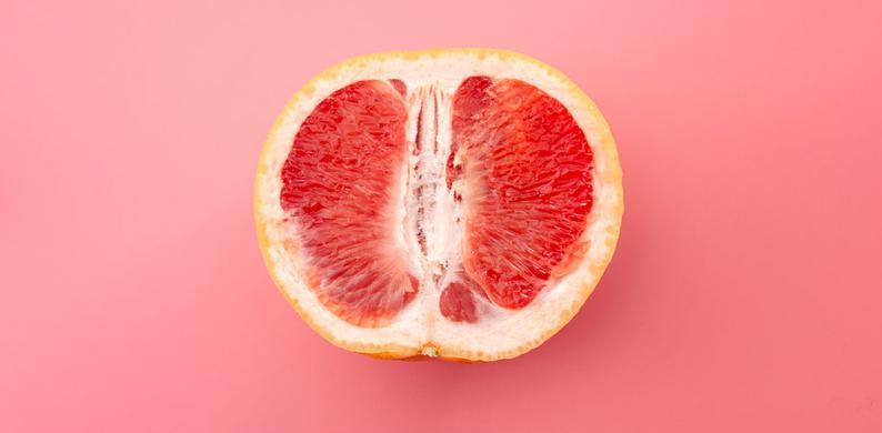 gipsafdruk vulva