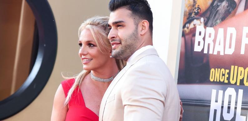 Vriend Britney Spears BP