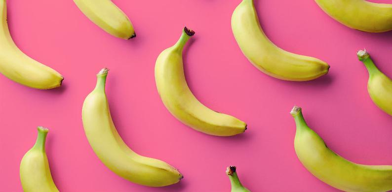 bananen bruin