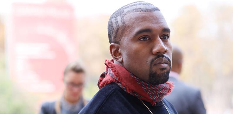 Kanye West Irina