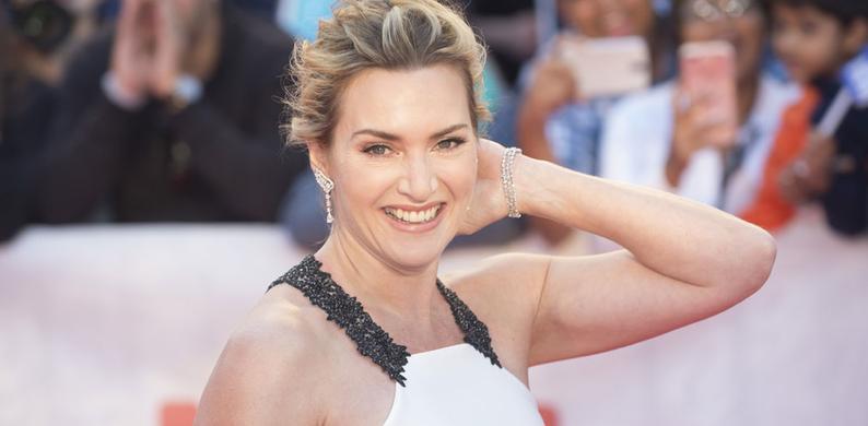 Kate Winslet buikje