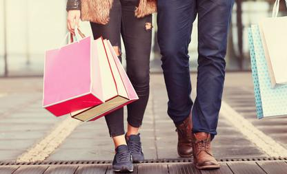steden shoppen