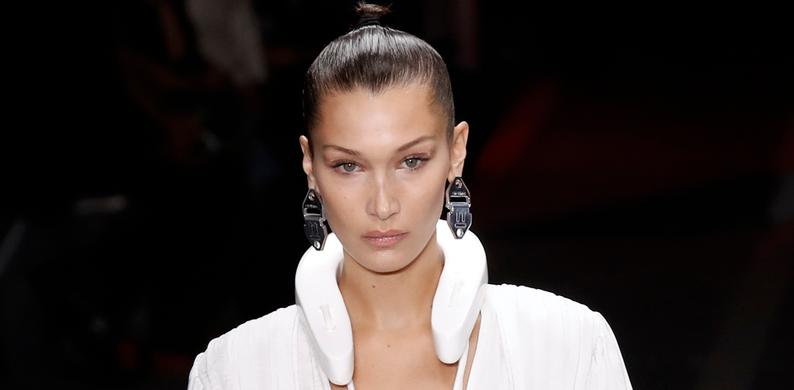 bella hadid perfect gezicht