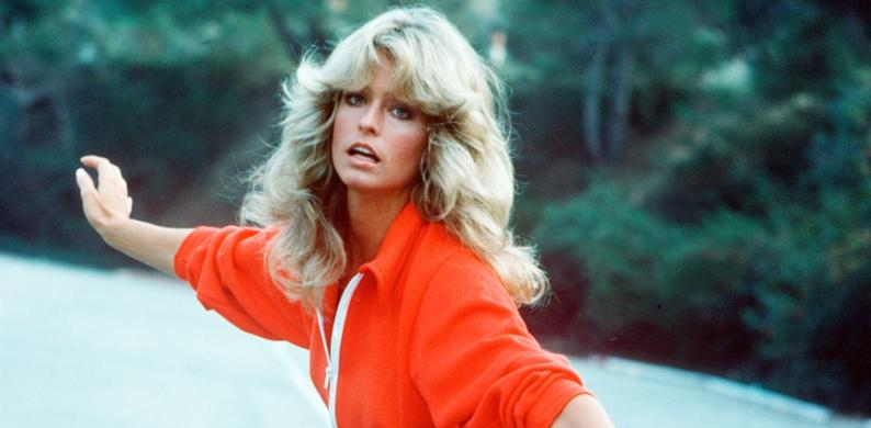 Farrah Fawcett Getty Images