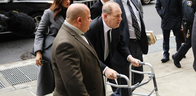 Nieuwe aanklacht Harvey Weinstein