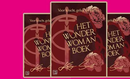 het wonder woman boek