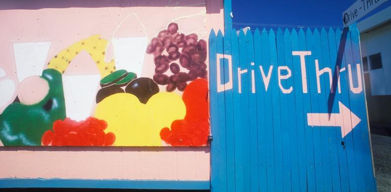 Drive thru festivals