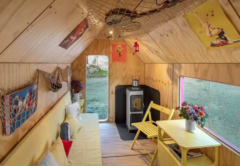 roze tiny house