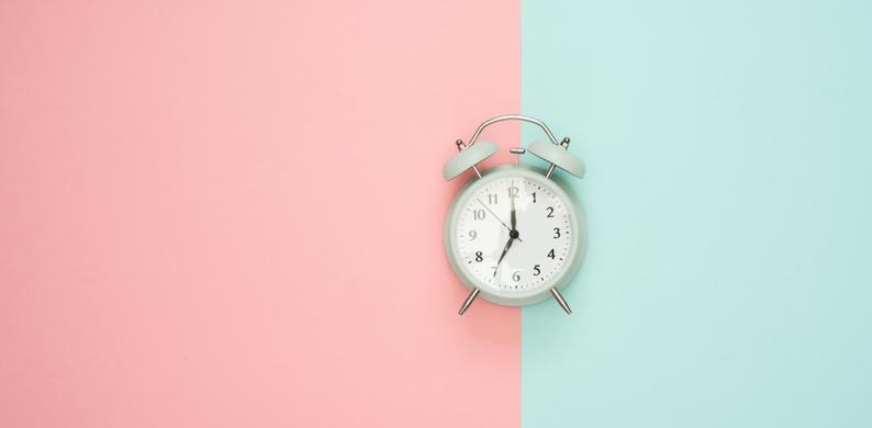 Waarom de tijd zo snel lijkt te gaan