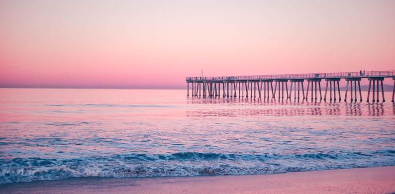 Mooiste roze stranden ter wereld