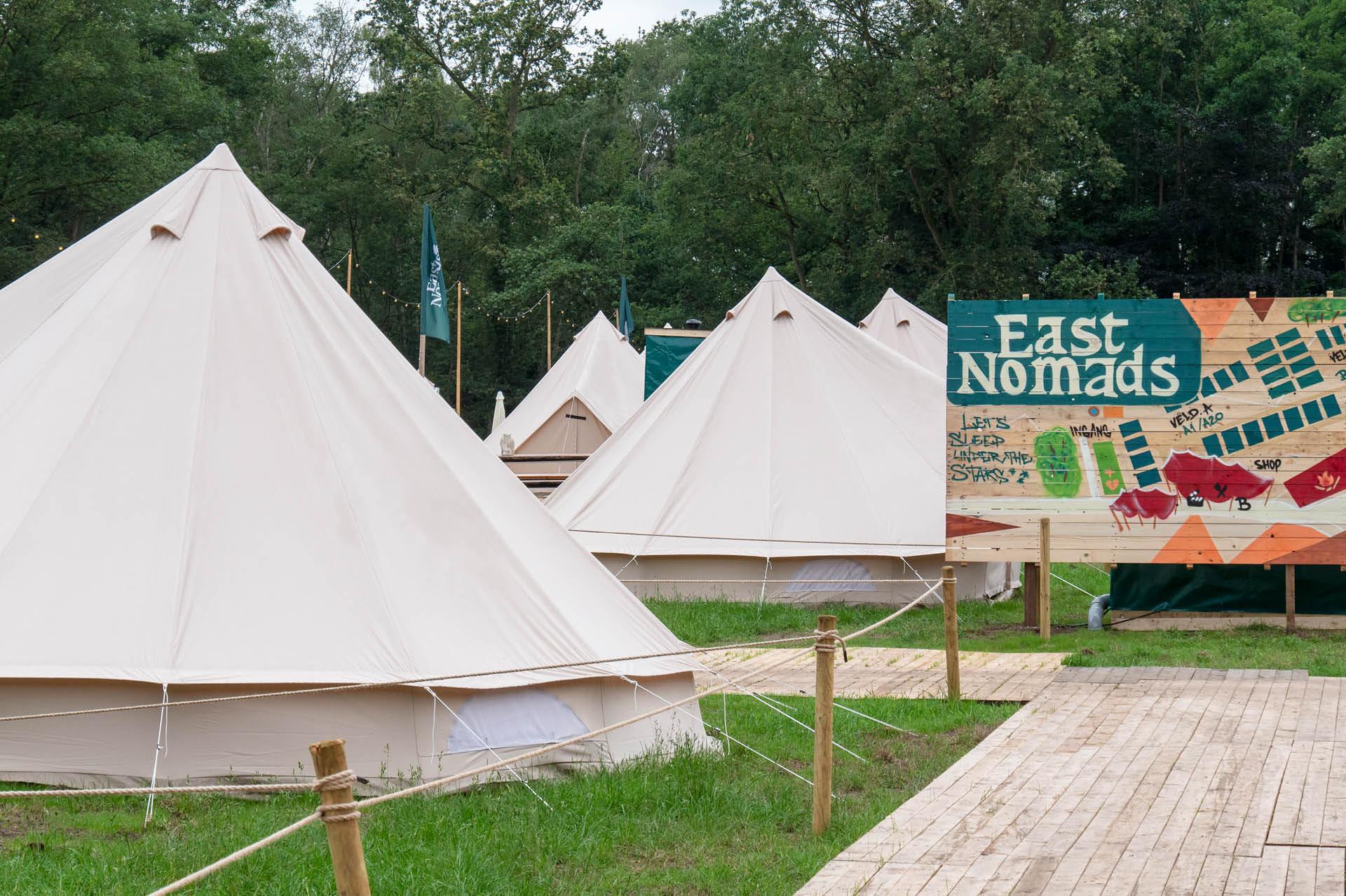 east nomads glamping nederland