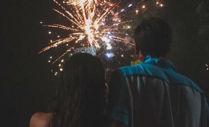 Sterrenbeelden romantische maand