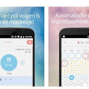 Menstruatie-app Maya