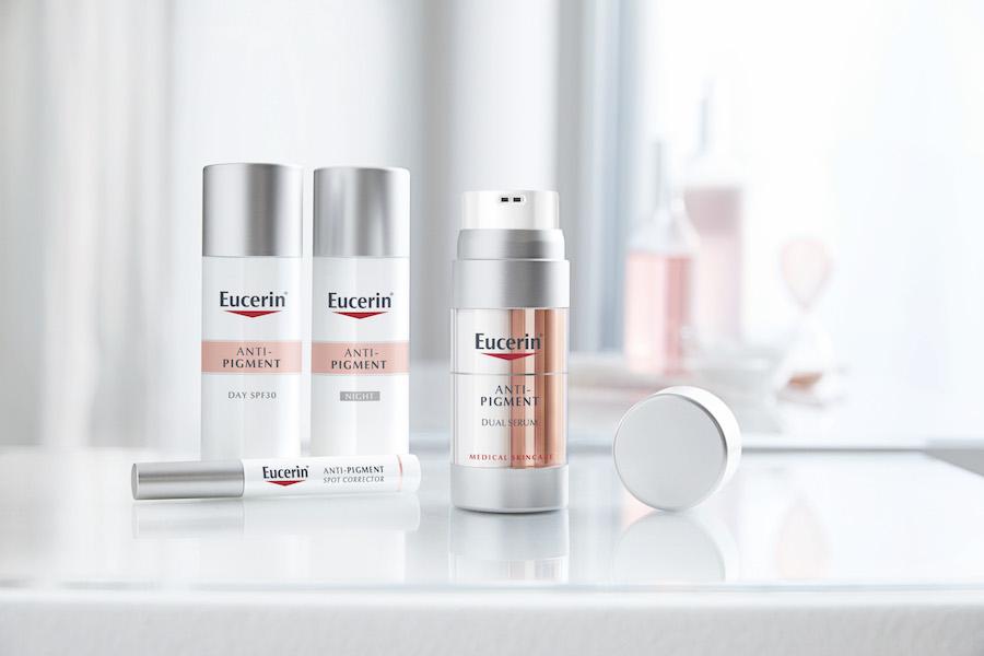 eucerin pigment