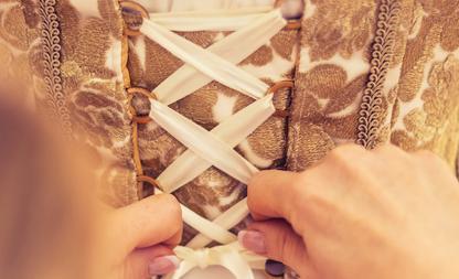 korset terug mode