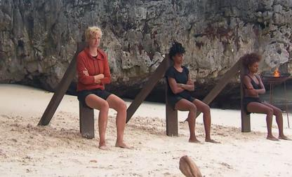 Blunders Expeditie Robinson