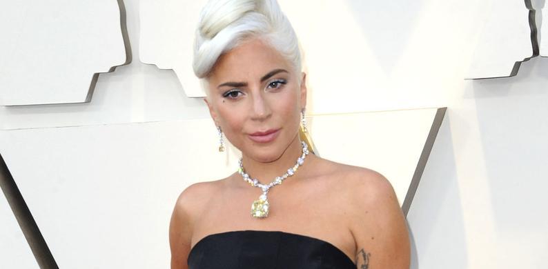 Lady Gaga verkrachting